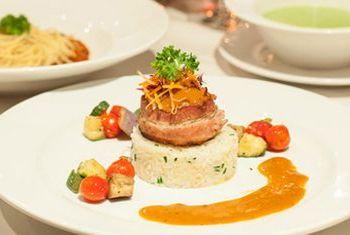 Green Park Hotel Vientiane food 4