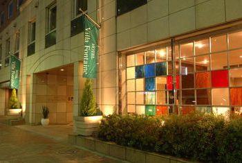 Hotel Villa Fontaine - Tokyo