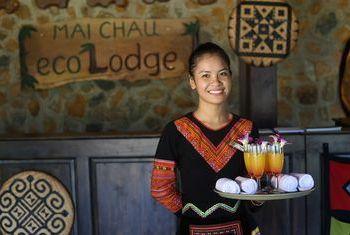 Mai Chau Ecolodge service