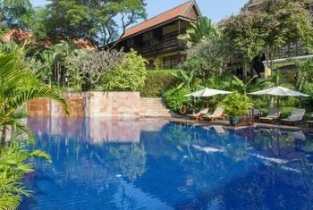 The Victoria Angkor Siem Reap Pool