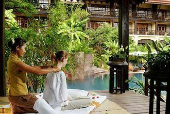 The Victoria Angkor Siem Reap Massage