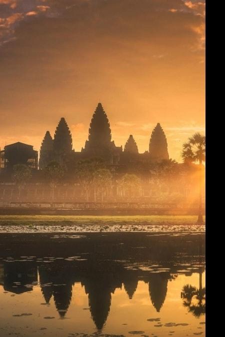 Legend of Cambodia