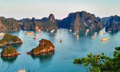 Bootstouren Halong Bay und Mekong Delta - traumhaft