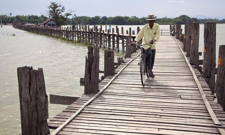 The Story of U Bein Bridge in Mandalay Myanmar