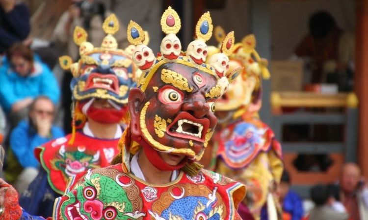 Things You Should Know about Thimphu Tshechu Festival in Bhutan