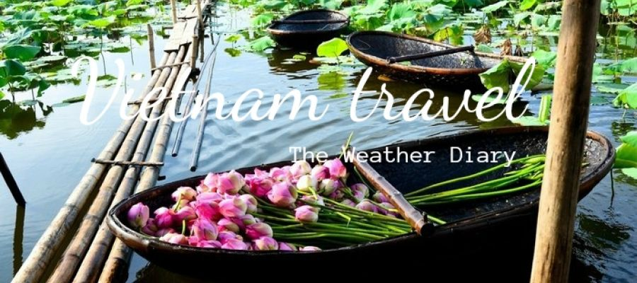 The Weather Diary in Vietnam
