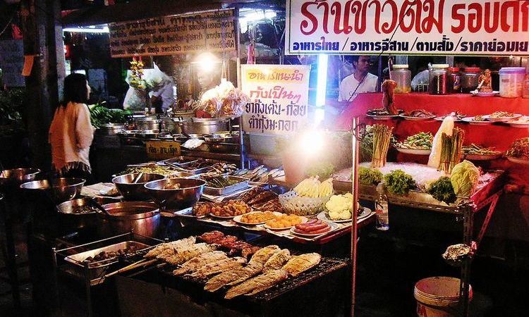 Bangkok Street Food Experiences In List