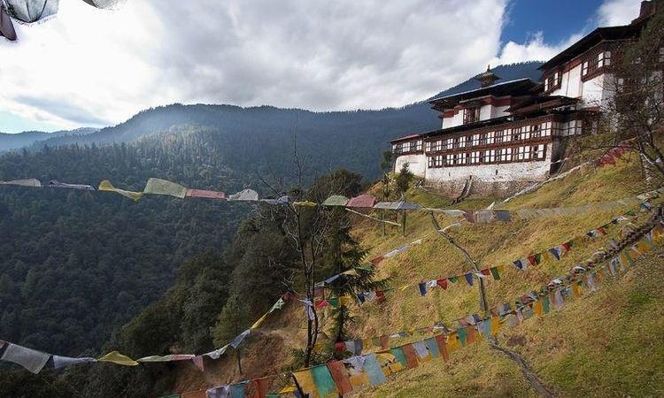 Picnic Lunch At Cheri Retreat Center - Thimphu, Bhutan