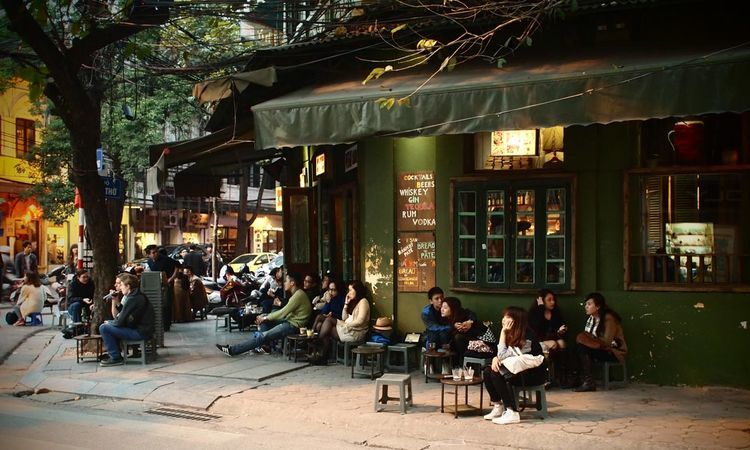 Coffee Culture in Vietnam