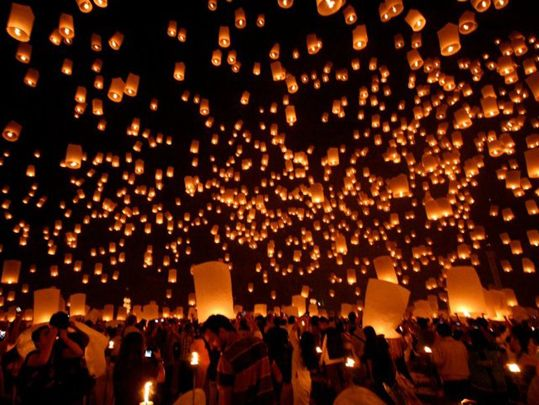 Experience Tet Holiday in Hoi An Lantern Festival