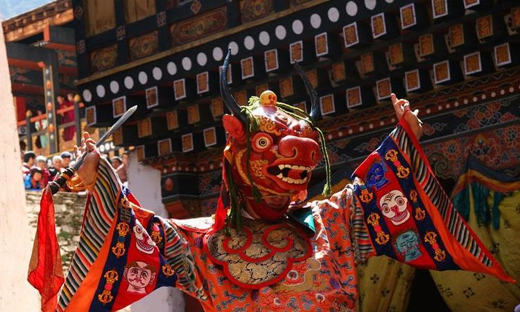 Magical Mask Dances In Bhutan