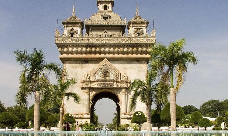 4 Iconic Landmarks in Vientiane, Laos