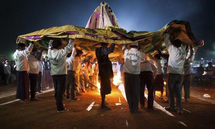 Taunggyi Balloon Festival