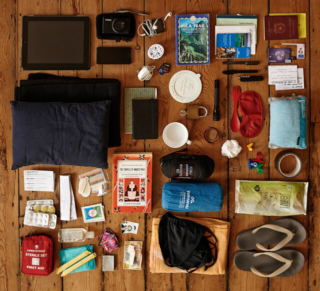 Travel Packing Guide for Southeast Asia - Part 1: What to Pack