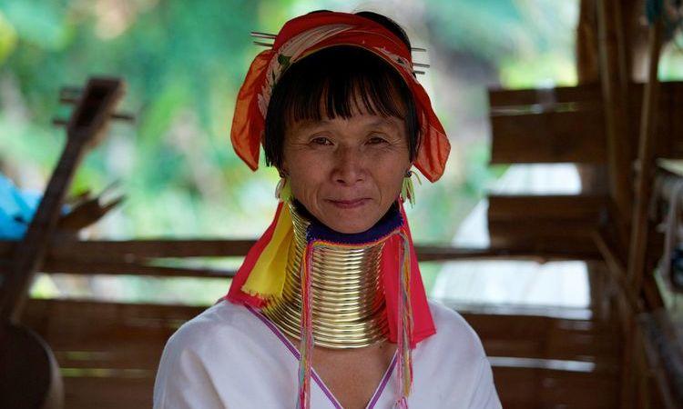 Long Neck Tribe in Myanmar