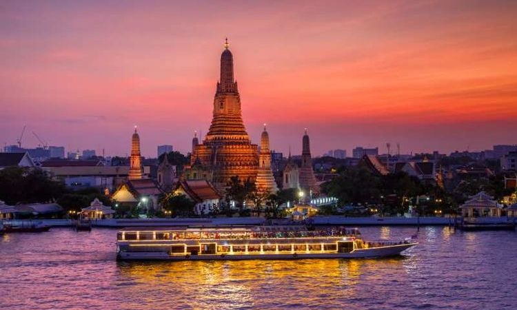 Travelling To Thailand In Loy Krathong Festival