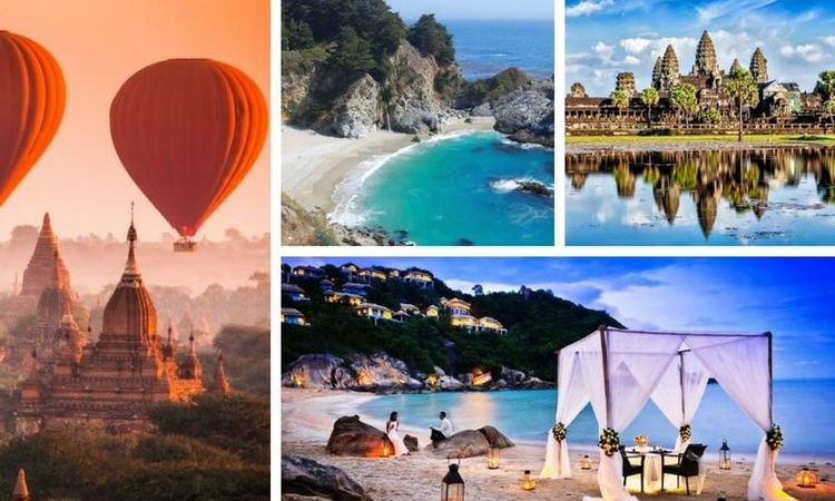The Most Romantic and Awe-Inspiring Honeymoon Destinations in Asia