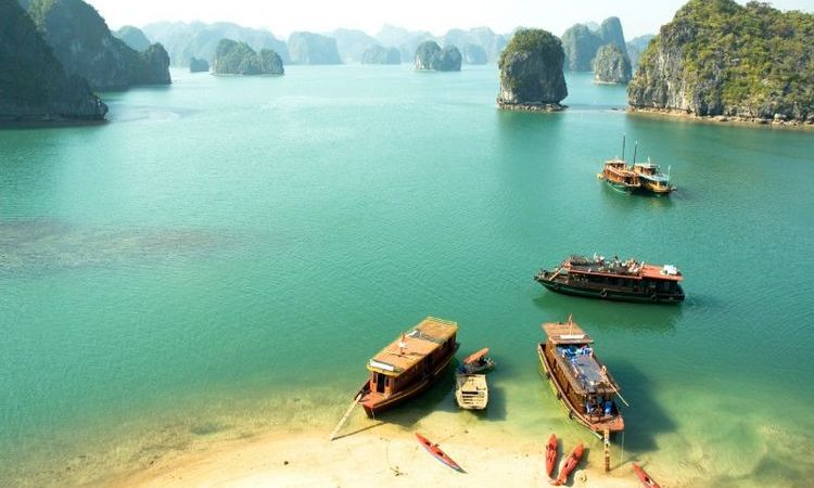Top 10 Most Beautiful Beaches in Vietnam