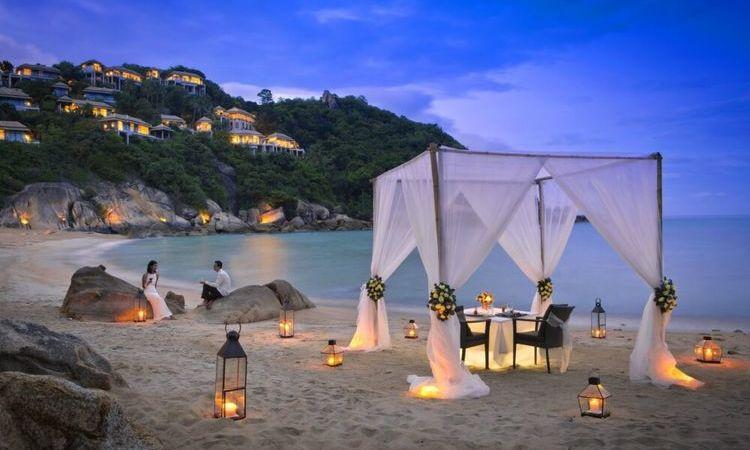 7 Thailand's Destinations Make Your Honeymoon Dream Come True