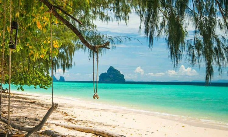 6 Thailand's Destinations Make Your Honeymoon Dream Come True