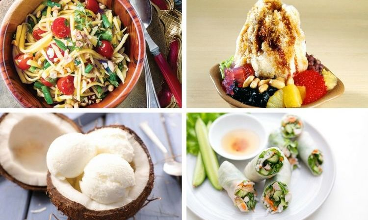 10 Cold Dishes to Beat The Summer Heat in Southeast Asia
