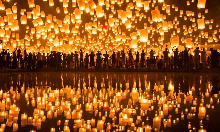 Do You Like Lantern Festival? Here Are The Most Spectacular Lantern Festivals In Asia That You Shouldn't Miss