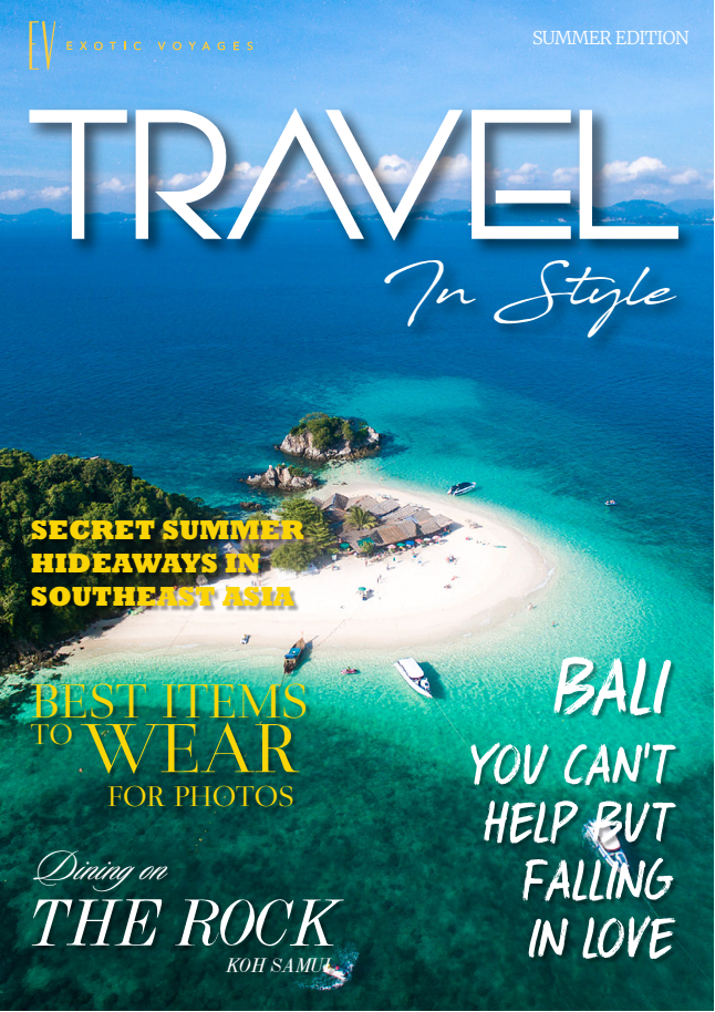 Travel In Style Magazine 18th Edition