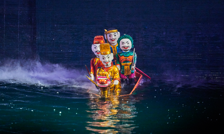 The Art of Water Puppetry in Vietnam