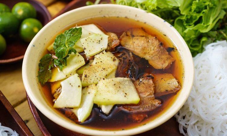 Bun Cha - Hanoi's Culinary Jewel