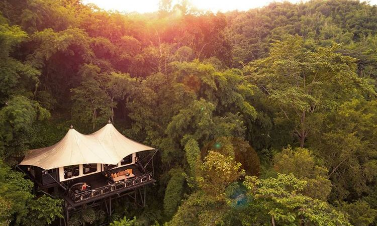 5 De Superbes Sites De Glamping En Asie du Sud-Est Pour Une Escapade Mémorable
