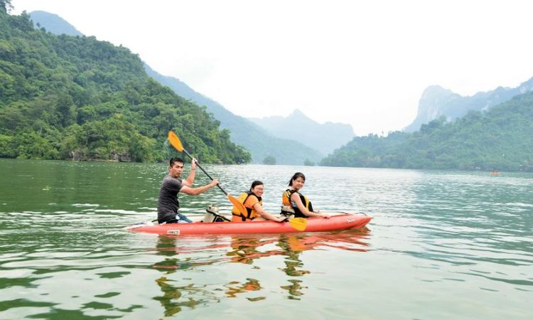 Ba Be Lake - The Untouched Nature in Vietnam