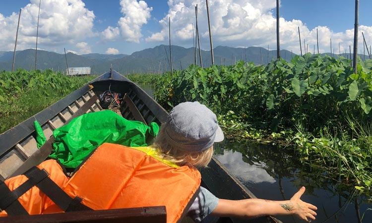 4 days in Myanmar