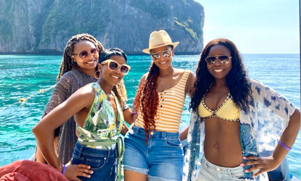 Southeast Asia girls trip