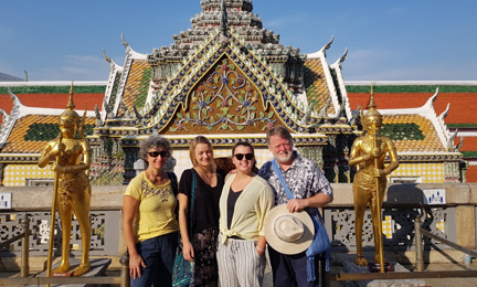 Thailand Family Adventure