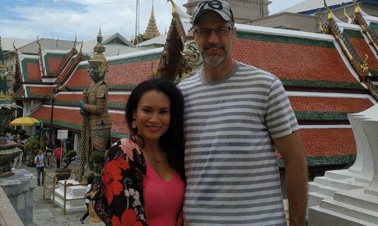 Thailand-Cambodia vacation
