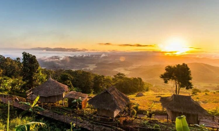 Unearth the charm of notorious Golden Triangle - Southeast Asia's past drug trafficking hub