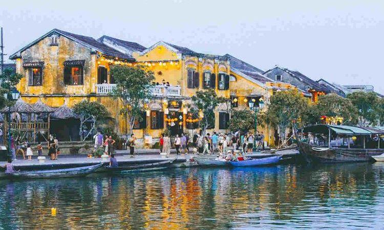 Hangout in Hoi An