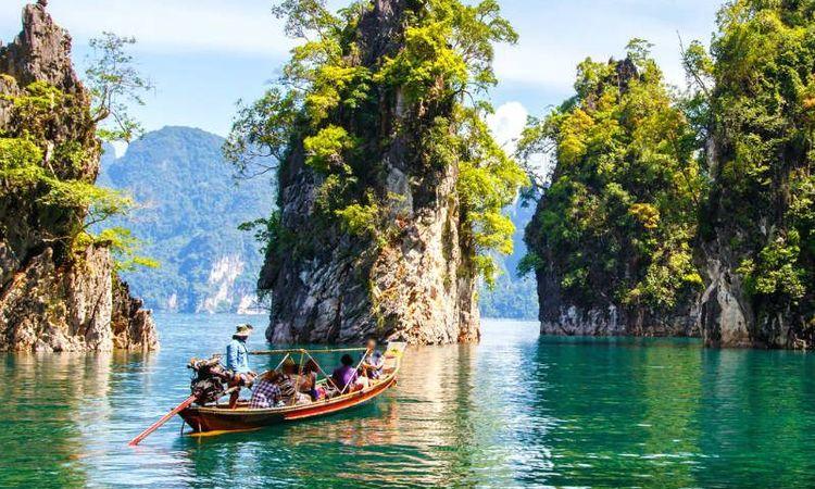Les Plus Belles Créations De Mère Nature : Le Parc National De Khao Sok