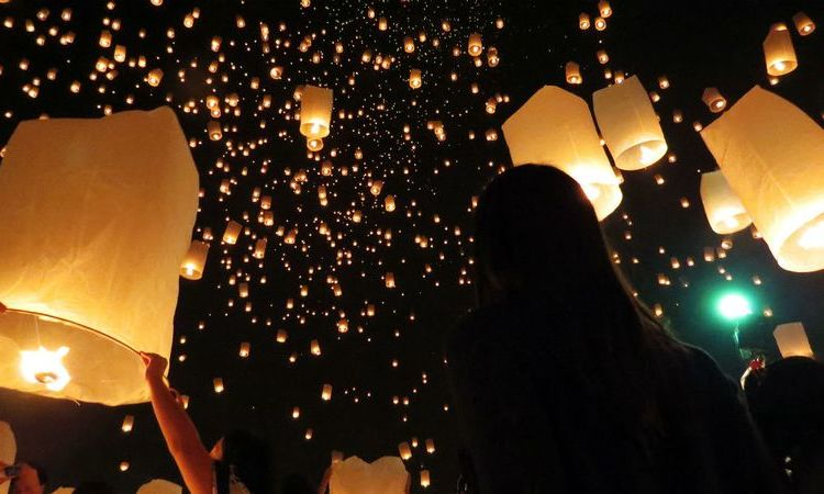 Chiangmai Sky Lantern Festival: Where Your Wishes Move Beyond The Realm of Cultures