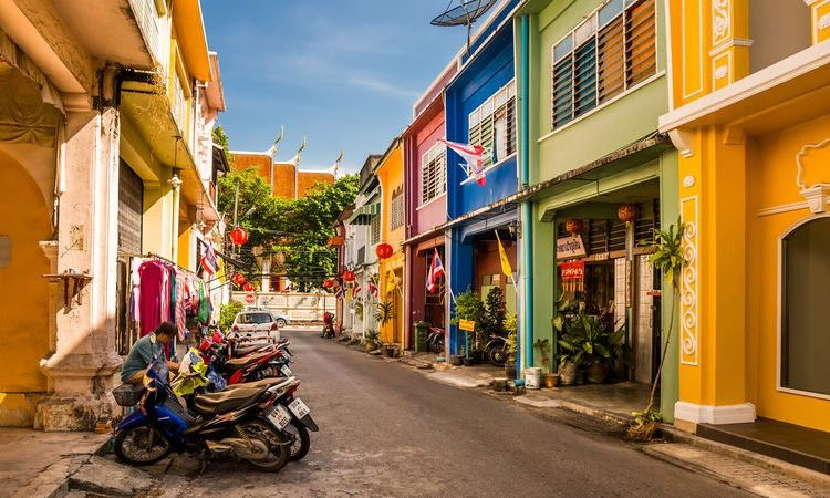 The Most Colorful Places in Thailand