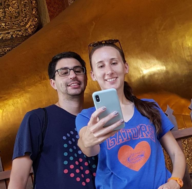 Amazing honeymoon!