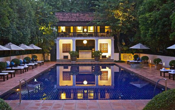 Rachamankha Hotel, Chiang Mai