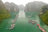 Hanoi, Mai Chau, Halong Bay and Da Nang