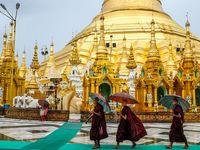 Rundreise Myanmar