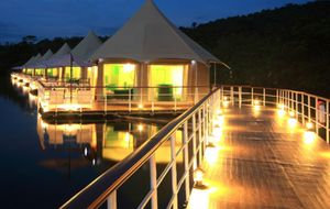 4 Rivers Floating Eco Lodge Koh Kong