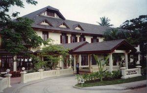 Settha Palace Hotel - Vientiane