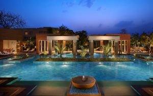 ITC Mughal, a Luxury Collection Hotel, Agra - India