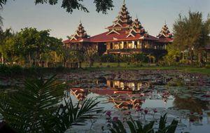 Mrauk-U Princess Resort