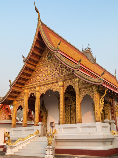 Laos entdecken auf dem Weg