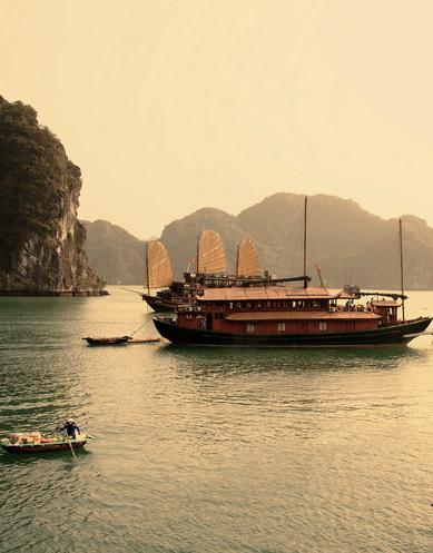 Idyllic Journey to Vietnam and Cambodia
